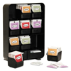 condiment organizer: Mind Reader Baggy 9 Drawer Tea Bag and Accessory Holder