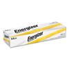 Energizer Industrial® Alkaline Batteries EVE EN91