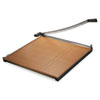 X-Acto X-ACTO® Wood Base Guillotine Trimmer EPI 26630