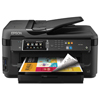printers and multifunction office machines: Epson® WorkForce® WF-7600 AIO Series