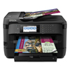 printers and multifunction office machines: Epson WorkForce WF-7720 Wide-format All-in-One Printer