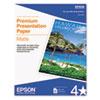 Epson Epson® Premium Matte Presentation Paper EPS S041257