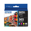 Epson Epson® T302XL High Capacity Ink Cartridges EPS T302XLBCS