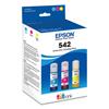 Epson Epson® T542 EcoTank Ink Bottles EPS T542520S