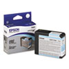 ink cartridges: Epson T580500 UltraChrome K3 Ink, Light Cyan