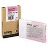 ink cartridges: Epson T605C00 Ink, Light Magenta