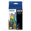 Epson Epson® T822 Original Ink Cartridges EPS T822120BCS