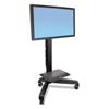 computer workstations: Ergotron® Neo-Flex® Mobile MediaCenter