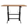 computer workstations: Ergotron® WorkFit-B Sit-Stand Base