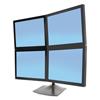 Ergotron Ergotron® DS100 Multiple-Monitor Desk Stand ERG 33324200
