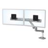 Ergotron Ergotron® LX Dual Direct Monitor Arm ERG 45489026
