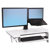 Ergotron Ergotron® WorkFit-T and WorkFit-PD Conversion Kit ERG 97907