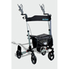 Ergoactives Roller-GO Double Foldable Upright Walker/Rollator ERX A041
