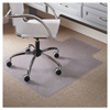 chair mats: EverLife® Light Use Chair Mats for Flat to Low Pile Carpet