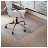 chair mats: ES Robbins® AnchorBar® Task Series Value Chair Mat for Carpet