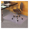chair mats: ES Robbins® EverLife® Chair Mats For Medium Pile Carpet