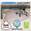 E.S. Robbins ES Robbins® AnchorBar® Professional Series Chair Mat for Carpet ESR 122775
