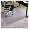 chair mats: ES Robbins® AnchorBar® 24-Hour Executive Series Chair Mat for Carpet