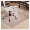 chair mats: ES Robbins® AnchorBar® Multi-Task Intermediate Chair Mat for Carpet