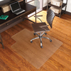 chair mats: ES Robbins® EverLife® Chair Mat for Hard Floors