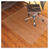 chair mats: ES Robbins® Chair Mat for Hard Floors