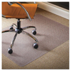 chair mats: ES Robbins® Natural Origins™ Chair Mat for Carpet