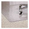 chair mats: ES Robbins® Dimensions™ Chair Mat for Carpet