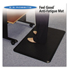 matting: ES Robbins® Feel Good Anti-Fatigue Floor Mat