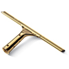 cleaning chemicals, brushes, hand wipers, sponges, squeegees: Ettore - Master Brass Squeegee 18 Inches Wide