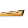 """cleaning chemicals, brushes, hand wipers, sponges, squeegees: Ettore - Super Channel Aluminum Channels w/ Rubber - 36"""""""
