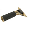 cleaning chemicals, brushes, hand wipers, sponges, squeegees: Ettore - Brass Quick Release Squeegee Handle