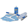Squeegees: Ettore - Total Glass Care Kit