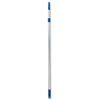 cleaning chemicals, brushes, hand wipers, sponges, squeegees: Ettore - 2 Section Reach Pole