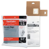 vacuum bags: Style LS Disposable Dust Bags for SC5745/SC5815/SC5845/SC5713, 3/PK, 6PK/CT