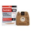 Vacuums: Electrolux Sanitaire® Disposable Dust Bags With Allergen Filtration For Sanitaire® Commercial Canister Vacuums