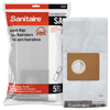 vacuum bags: Electrolux Sanitaire® Disposable Dust Bags With Allergen Filtration For Sanitaire® Commercial Canister Vacuums