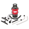 Sanitaire-hepa-filtration: Sanitaire® Commercial Backpack Vacuum