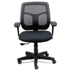 chairs & sofas: Eurotech Apollo Mid-Back Mesh Chair