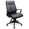 chairs & sofas: Tempur-Pedic® by Raynor 300 Leather High-Back Chair
