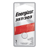 Eveready Battery Energizer® Mercury-Free Watch & Electronic & Specialty Battery EVE 357BPZ