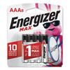 aaa batteries: Energizer® MAX® Alkaline Batteries
