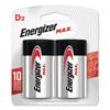 Energizer Energizer® MAX® Alkaline Batteries EVE E95BP2