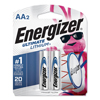 aa batteries: Energizer® e²® Ultimate Lithium Batteries