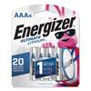 Energizer Energizer® Ultimate Lithium Batteries EVE L92SBP4