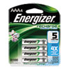 Energizer Energizer® e² NiMH Rechargeable Batteries EVE NH12BP4