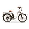 EWheels EW-STEP THRU Electric Bicycle EWH-EWBAM-STEPTHRU-WHT