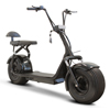 ewheel: EWheels - (EW-08) Fat Tire Scooter + White Glove Delivery, Black