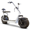 ewheel: EWheels - (EW-08) Fat Tire Scooter, White