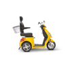 Power Mobility: EWheels - (EW-36) Slowpoke 3-Wheel Scooter with Electromagnetic Brakes + White Glove Delivery