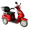 EWheels (EW-38) 3-Wheel Heavy Duty Scooter with Electromagnetic Brakes + White Glove Delivery EWH EW-38R-WHITEGLOVE